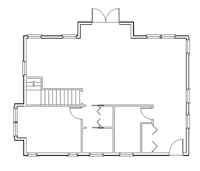 Draw Floor Plan Step 4