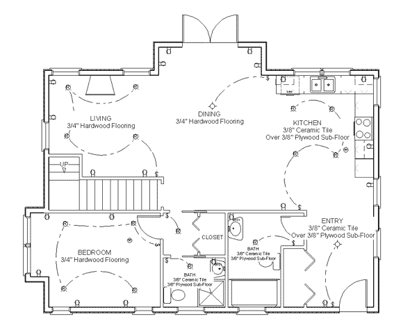 Draw Floor Plan Step 8